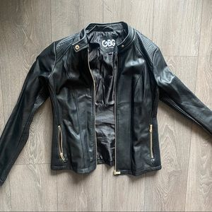 G by Guess Leather Jacket